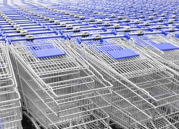 Shopping Trolley • Hand Basket
